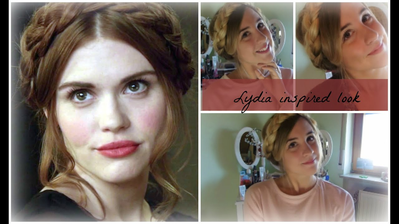 Holland roden lydia martin inspired make up hair outfit youtube holland roden lydia martin inspired make up hair outfit baditri Image collections