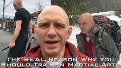 The Real Reason You Should Train in Martial Arts