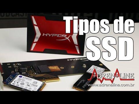 Os diferentes padrões de SSD: SATA, M.2, PCIe e mSATA