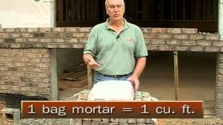 "Brick Masonry Techniques for Builders - Mortar: Type ""N"" or Type ""S"""