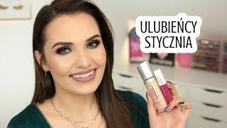✦ ULUBIEŃCY STYCZNIA 2018 | Maybelline, Makeup Revolution, Rimmel ✦