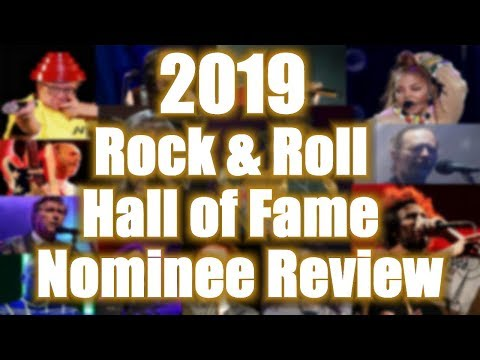 Rock and Roll Hall of Fame 2019 Nominees, Snubs and Flubs Review Mp3