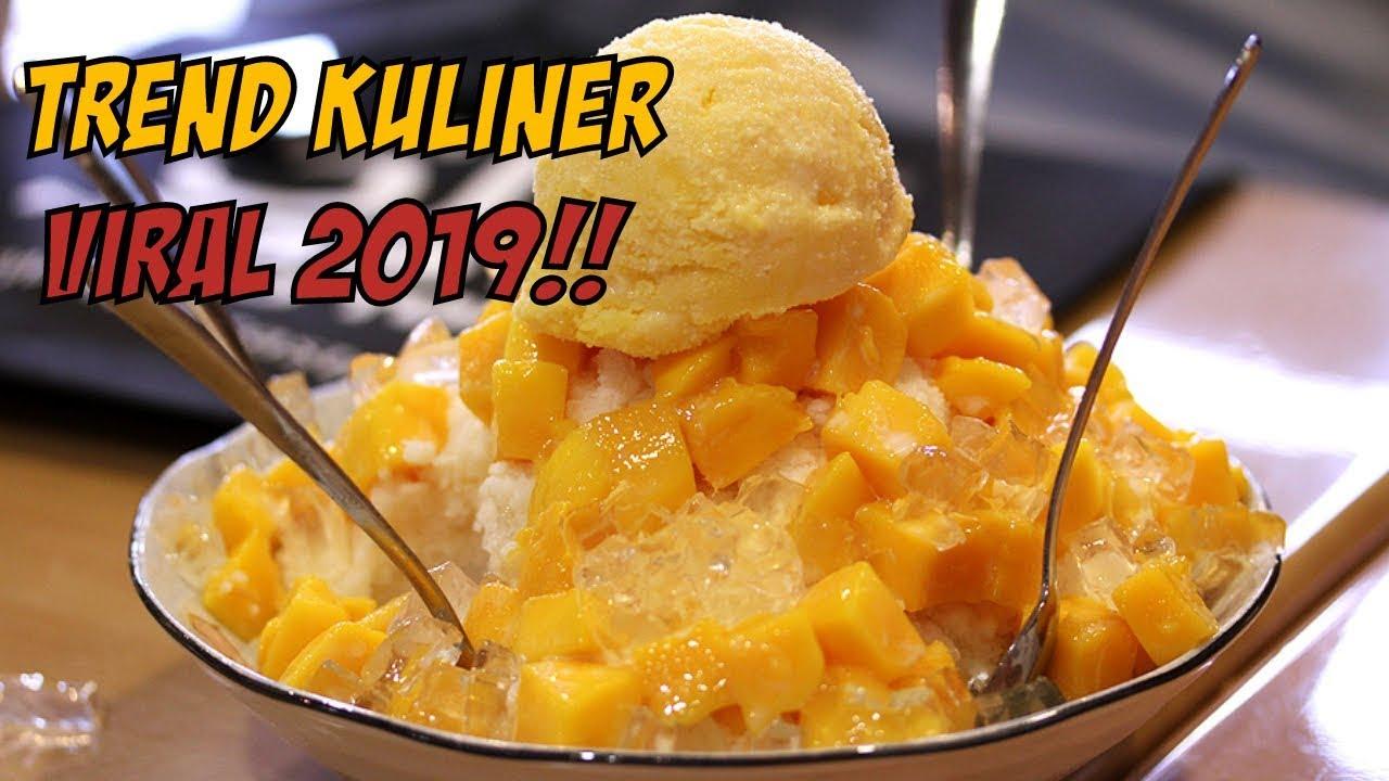 10 Tren Kuliner Tahun 2019 Yang Bakal Viral Di Sosmed