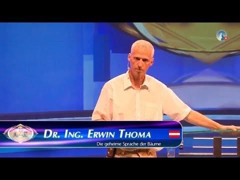 Эрвина Тома: Химическая промышленность борется C экостроительством [www.kla.tv]