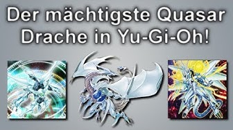 Yu-Gi-Oh! - Der mächtigste Quasar Drache!