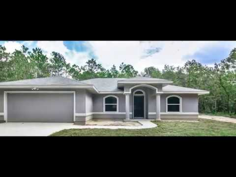 Custom Marguerite Floor Plan By Armstrong Homes Of Ocala Florida