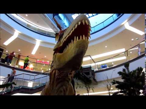 Dinosaurus of the Forum shop (Debrecen)