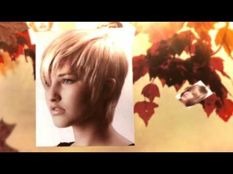 Женская стрижка волос «аврора» 2015