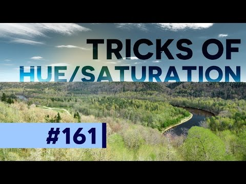 Hidden Tricks of Hue & Saturation Adjustment - Photoshop CC | Photoshop