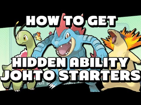 how to change pokemon abilities x and y
