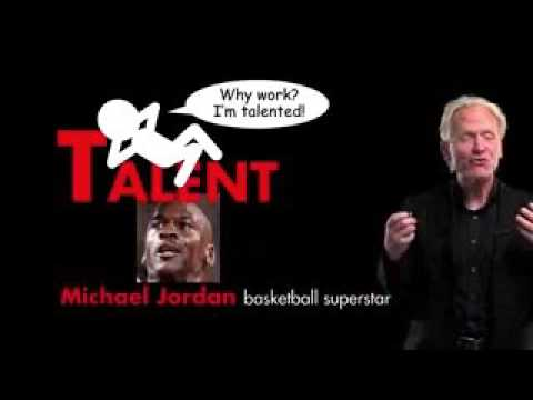 Many talented people not success.