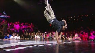 Morris VS Rion - Red Bull BC One North America Qualifier 2014