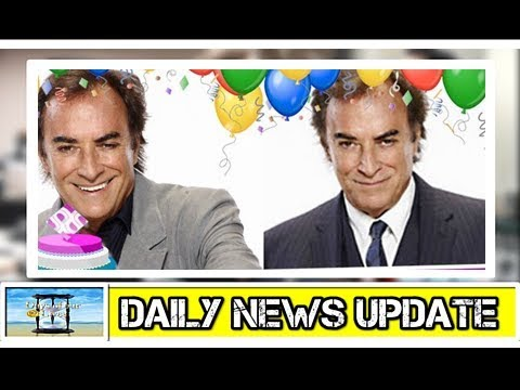 DOOL Daily  Update  DAYS Thaao penghlis star day celebrate in style!