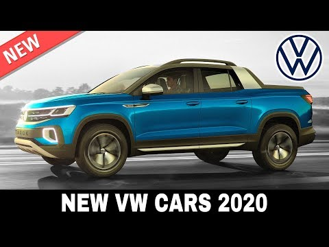 10 New Volkswagen Cars Presented with Bargain Prices and German Build Quality in 2020