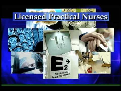 Career Training Solutions Nursing Program - Promo Video Voice Over - Marc Scott
