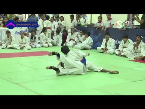 SFA Mumbai 2015 | Judo | P A Chetan Vs D P Samir | Boys | U-12 | 23Kg | R-2 |