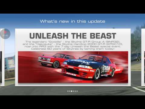 Real Racing 3: Flashback Event/Nissan Skyline/Koenigsegg One:1 Update