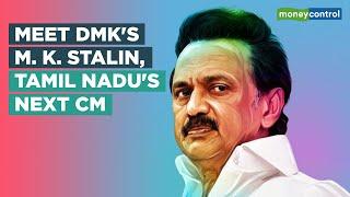 Meet DMK's M. K. Stalin, Tamil Nadu's Next Chief Minister