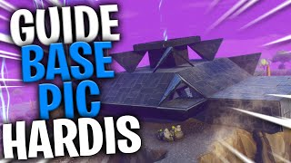 GUIDE BASE PIC HARDIS 1 on FORTNITE Saving the World
