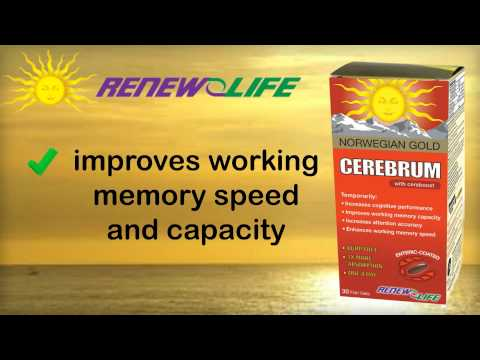 Renew Life Cerebrum