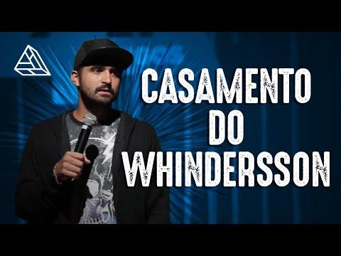 THIAGO VENTURA - CASAMENTO DO WHINDERSSON