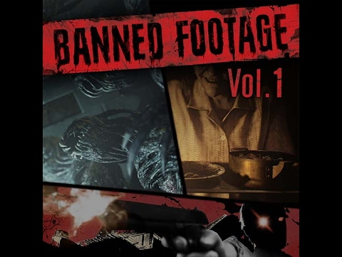 LETS PLAY - Resident Evil Biohazard - [Banned Footage vol. 1] BedRoom |