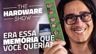 Como funciona a Memória RAM? - The Hardware Show #21