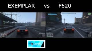 gta v test exemplar vs f620