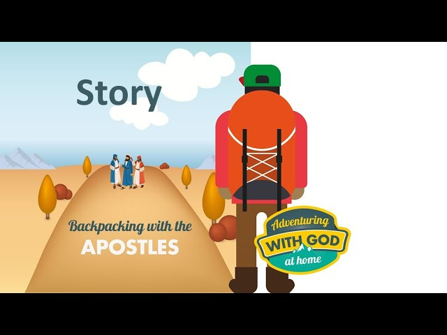 Back​packing with the Apostles