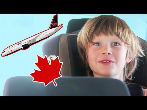 AXEL GOES TO CANADA