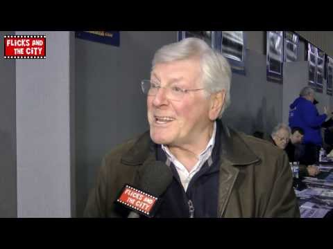 Doctor Who 50th Anniversary Interview - Peter Purves on William Hartnell & Peter Capaldi