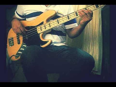 Healer hillsong cover bass - YouTube