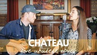 Chateau Ukulele Cover - Backstreet Boys | Camille & Jaco van Niekerk