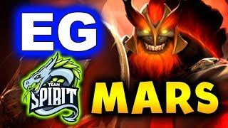 EG vs SPIRIT - MARS DEBUT + 7.22 PATCH HYPE! - Adrenaline Cyber League DOTA 2
