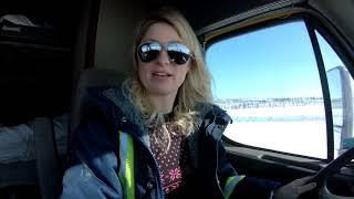 Telewizyjny mit o lodowych szlakach - Tv myth about ice road - Iwona Blecharczyk