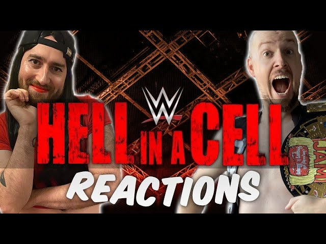 WWE Hell In A Cell 2020 Live Reactions! | WrestleTalk