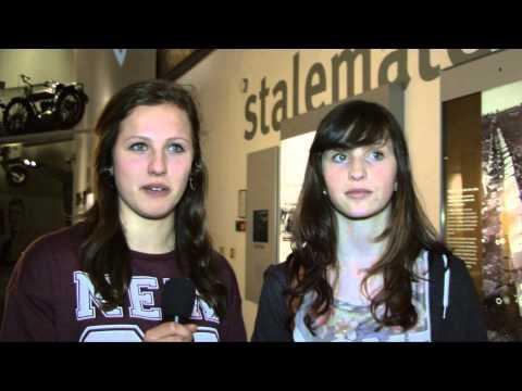 Ysgol Maes Garmon  - Y Rhyfel Mawr