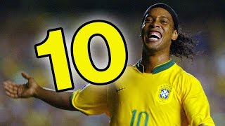 10 Things You Didn't Know About Ronaldinho