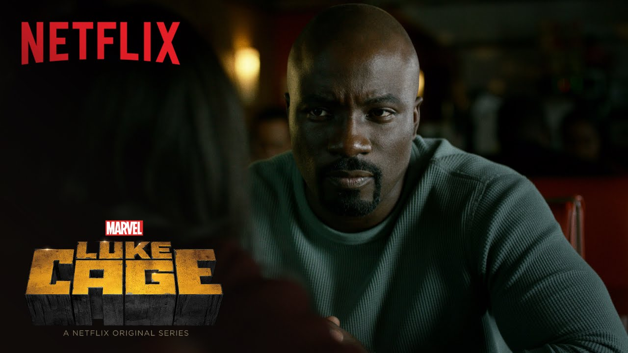 Image result for Luke cage 4k