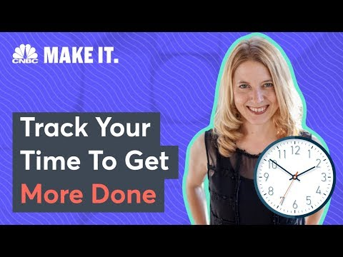 Life Hack: Tracking Every Minute For 3 Years Taught Me This | CNBC Make It.