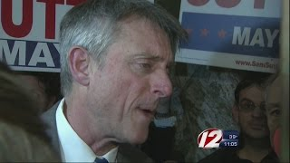 Fall River mayor concedes recall election to Bristol County DA Sam Sutter