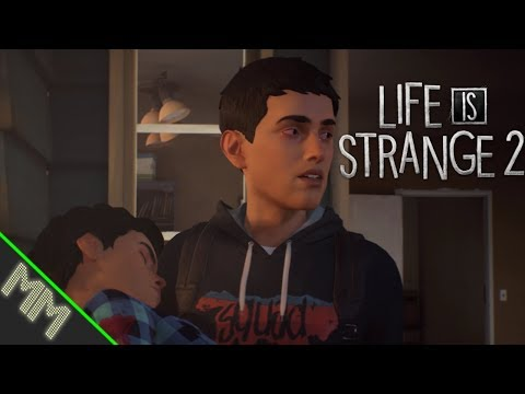 What happens in Mexico, STAYS IN MEXICO - Life Is Strange 2 Episode 1 (Part 1)