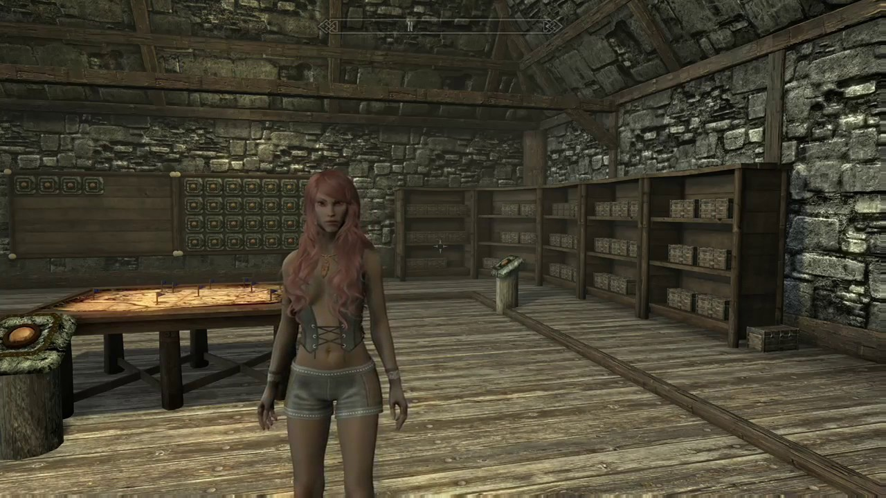 Skyrim nude patch mine, not