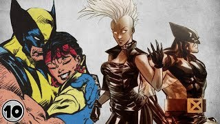 Top 10 Superheroes That Wolverine Respects - Part 2