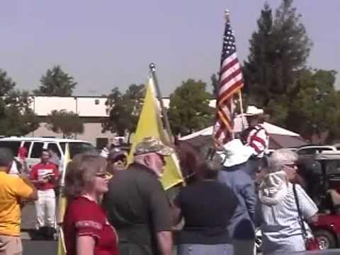 Norcal Tea Party Patriot 9-12-10 ~ Part 1 Of 10