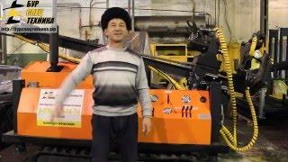 Отгрузка буровой установки в Казахстан  от БурСпецТехники