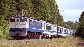 蔵出し動画 北関東まで遠征した、ユーロライナー。(2002年9月8日 宇都宮線)