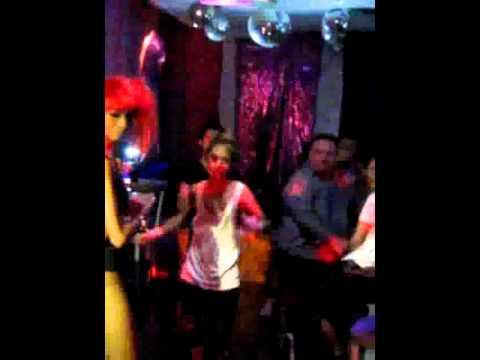 Bars Bali Benzhy Singer Dancer Rock Performer Bottoms Up Seminyak Bar