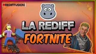 REDIFF - FORTNITE giveaways - 1kill = 1 carte ou booster Pokemon TCG online - FR francais