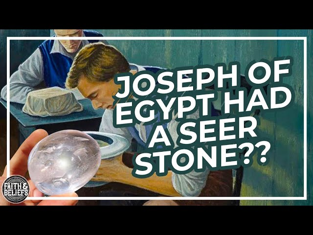 Joseph Smith, seer stones, and ancient Jewish mysticism